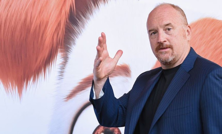 Louis C.K. fired From 'Secret Life of Pets 2.
