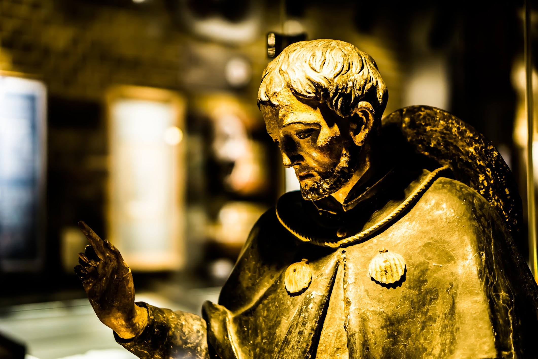 長崎 日本二十六聖人記念館 フランシスコ・ザビエル2