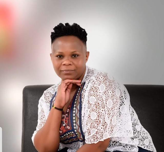 KBC journalist Betty Barasa.