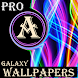 Wallpaper for Samsung Galaxy A3, A5, A7, A9 Pro