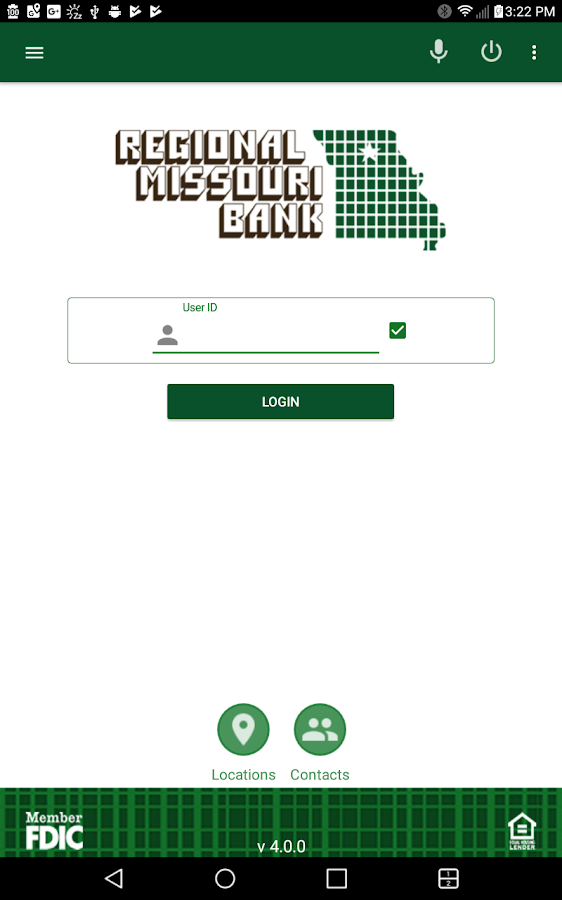 Regional Missouri Bank- screenshot