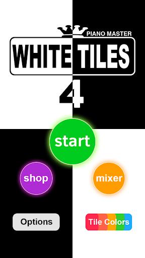 White Tiles 4 : Classic Piano 4.2 screenshots 3
