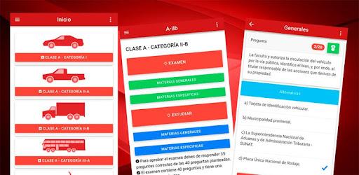 Simulacro Mtc Examen De Reglas De Transito On Windows Pc Download Free 1 1 3 Com Simulacro Mtc