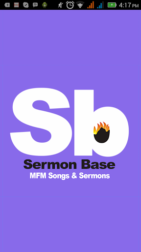 MFM Songs and Sermons Base