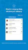 Screenshot of ZnanyLekarz - umów wizytę
