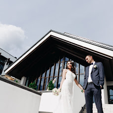 Wedding photographer Ekaterina Grin (grinekaterina). Photo of 24.09.2017
