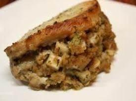 First-class Stuffed Pork Chops Recipe