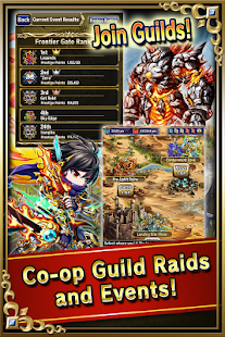 Mod Game Brave Frontier for Android