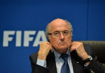 La Fédération néerlandaise ne veut pas de Blatter