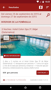 BuscoUnChollo - Viajes Ofertas screenshot 4