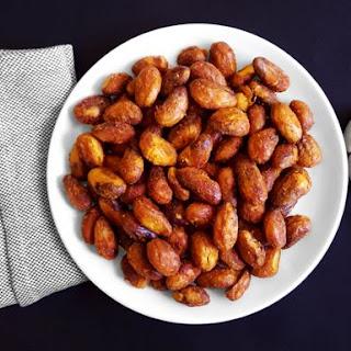 Fried Beetles – Crispy deep-fried jackfruit seeds (Vegan + Gluten Free).