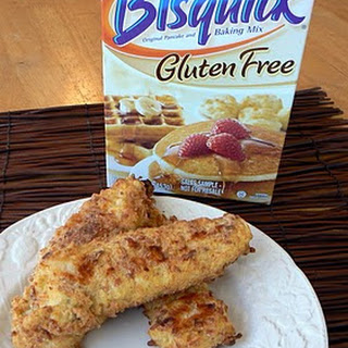 Ultimate Chicken Fingers (Gluten Free)