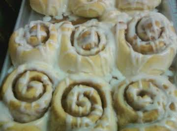 Sue's Cinnamon Rolls