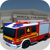 911 Emergency Fire Brigade 3D