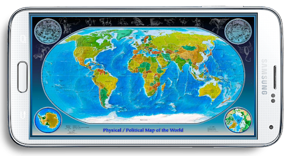 Political world map offline android apps on google play political world map offline screenshot thumbnail gumiabroncs