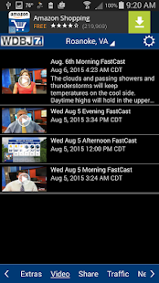 WDBJ7 Weather & Traffic Screenshots 4