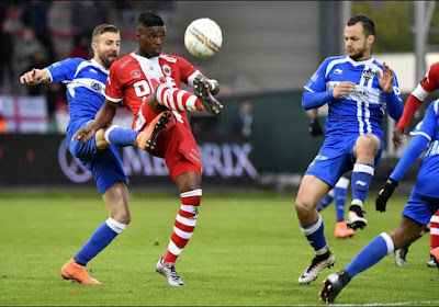 Mickael Malsa rompt son contrat avec l'Antwerp