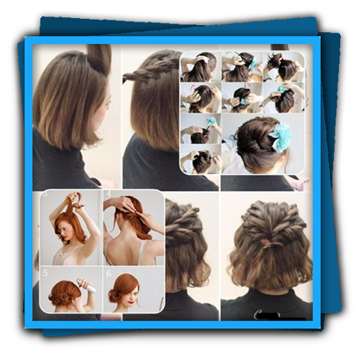 Quick Hairstyle Tutorial (app)