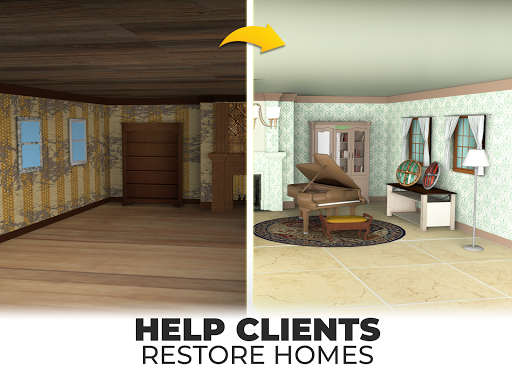 My Home Makeover - Design Your Dream House Games 2.3 screenshots 7