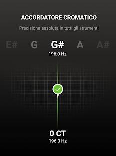 Guitar Tuna Accordatore Tuner Screenshot