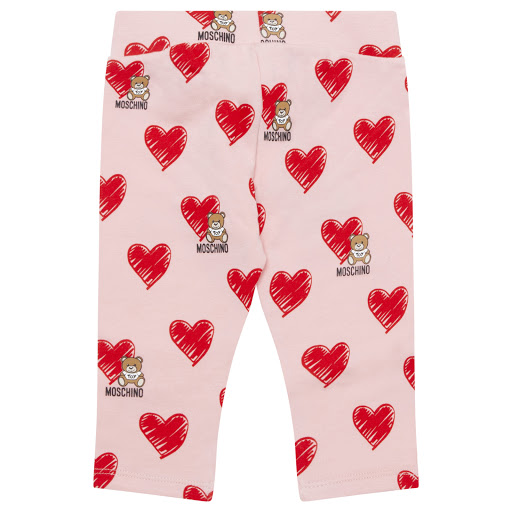 Thumbnail images of Moschino Love Heart Leggings