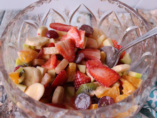 Mom's Fruit Salad Recipe