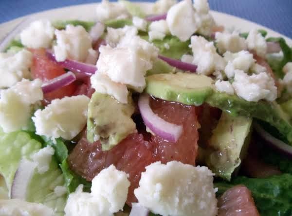 E-z Grapefruit Salad