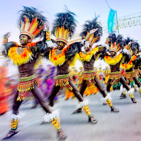 by VICTOR TALLUD - People Fine Art ( dinagyang 2012 )