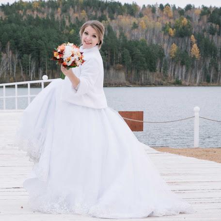Wedding photographer Nataliya Kazakova (NataliaKazakova). Photo of 18.01.2018