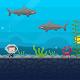 Download hero swimmer - shark ocean world For PC Windows and Mac