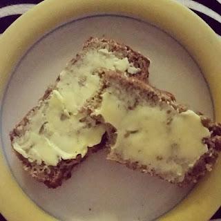 LCHF Banana Bread