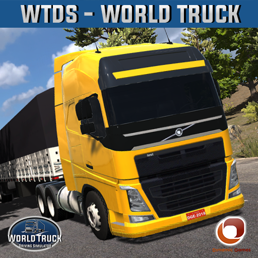 World Truck Driving Simulator APK Cracked Download