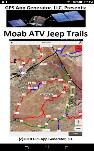 Moab ATV Jeep Trails screenshot 14