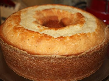 Old School Butter Pound Cake Recipe