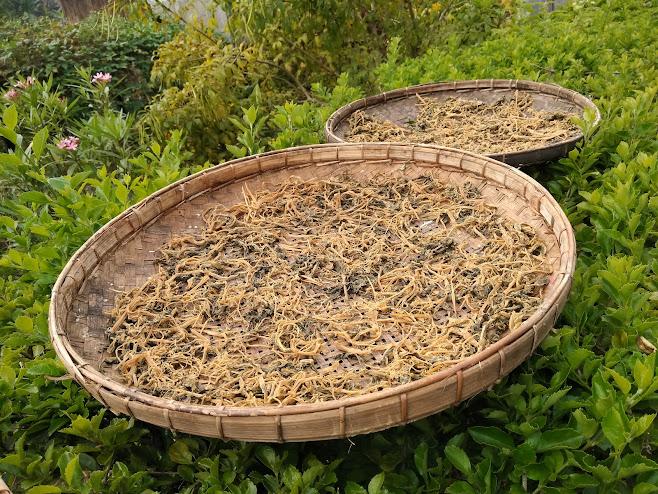 竹製のかご
