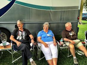 Photo: Al, Mary Sue and Jim