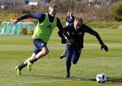 Anderlecht ne prolonge pas son troisième gardien