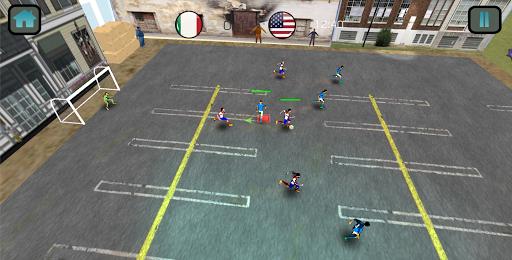 Street Player Soccer  screenshots 3
