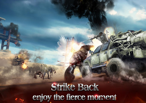 LINE War Z 2 screenshot 4