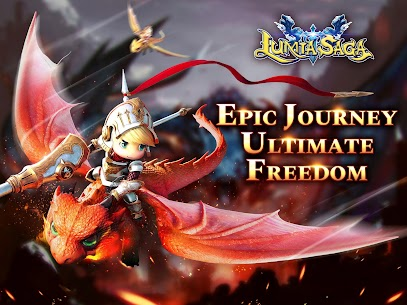 Lumia Saga™ Apk Download For Android and Iphone 6
