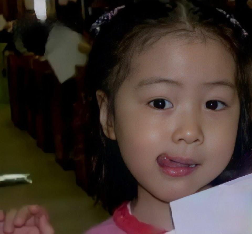ryujin childhood photo