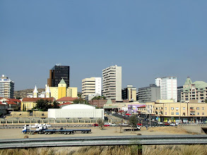 Photo: Central Windhoek
