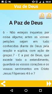 Voz de Deus - náhled