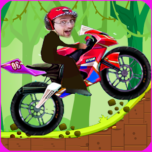 Super fgteev game racing moto