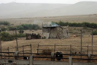 Photo: Habitat précaire