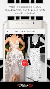 Matilda Blanco - DressApp- screenshot thumbnail