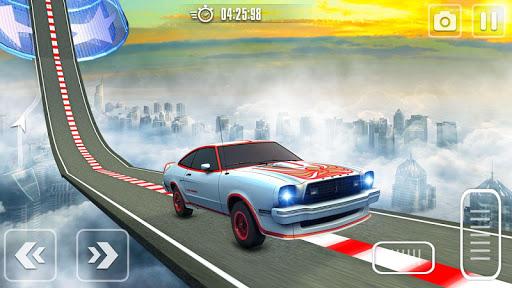 Impossible Race Tracks: Car Stunt Games 3d 2020 apkpoly screenshots 4