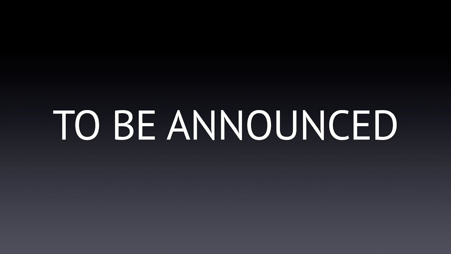 Watch To Be Announced live
