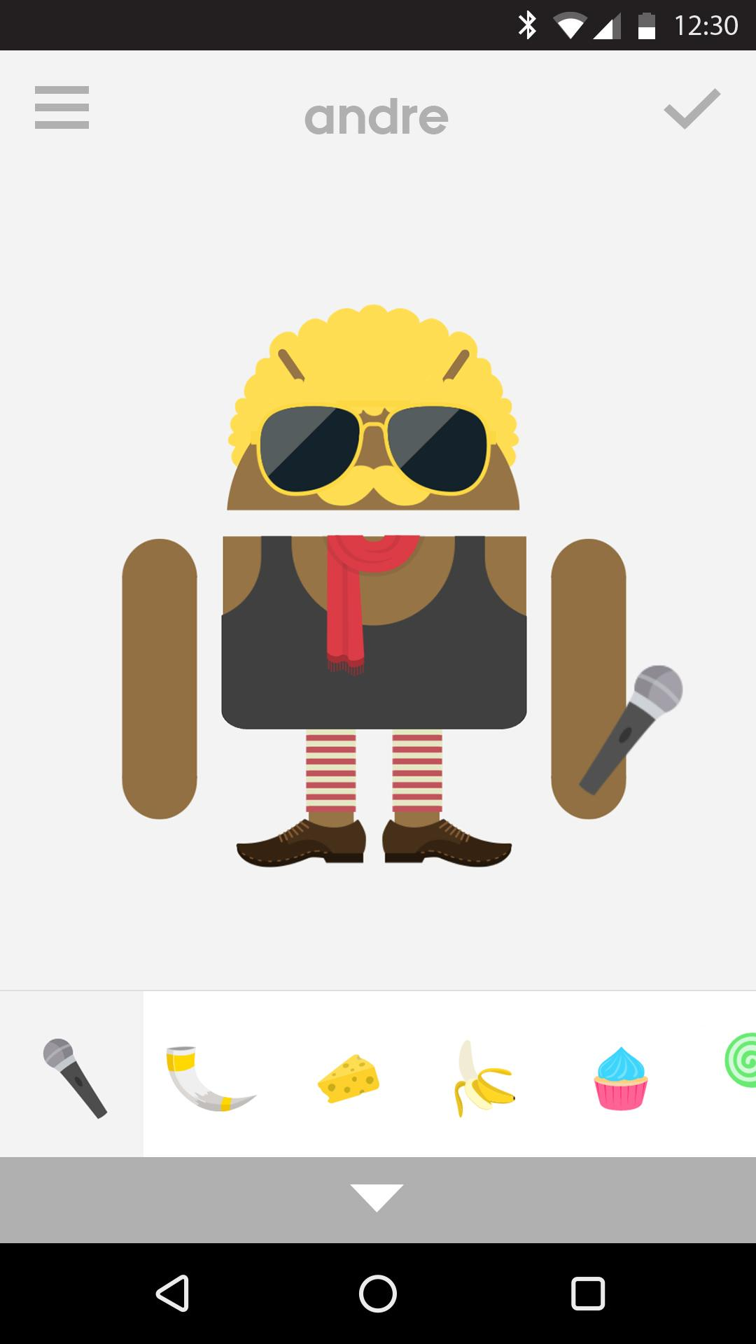 Androidify screenshot #3