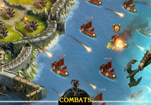Télécharger Gratuit Vikings: War of Clans mod apk screenshots 4